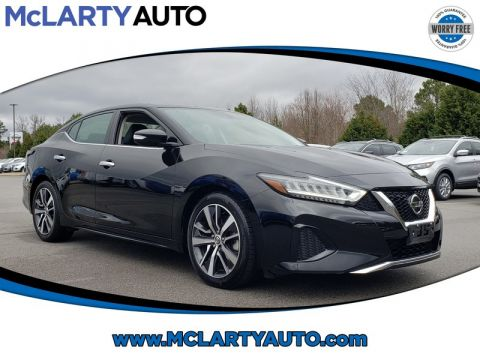 Pre-Owned 2019 NISSAN MAXIMA SV 3.5L
