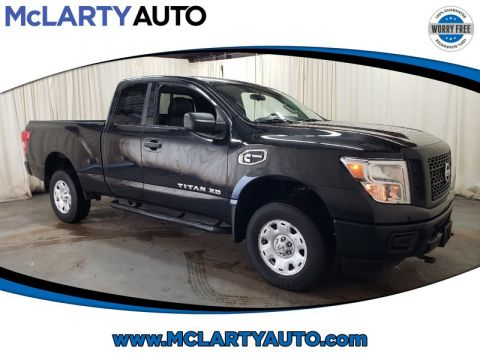 Pre-Owned 2017 NISSAN TITAN XD S