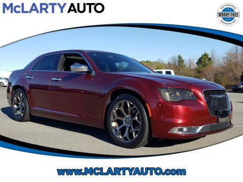 Pre-Owned 2016 CHRYSLER 300 4DR SDN 300C RWD