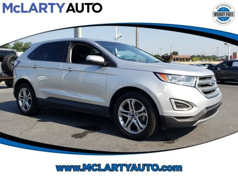 Pre-Owned 2016 FORD EDGE 4DR TITANIUM FWD
