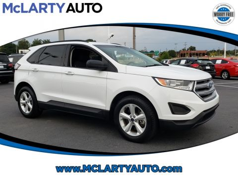 Pre-Owned 2015 FORD EDGE 4DR SE AWD