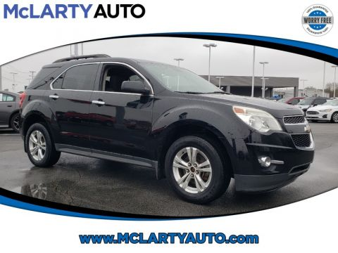 Pre-Owned 2012 CHEVROLET EQUINOX AWD 4DR LT