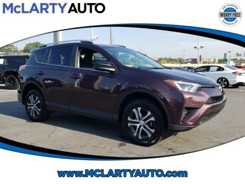 Pre-Owned 2016 TOYOTA RAV4 FWD 4DR LE