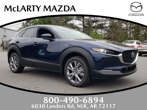 New 2020 MAZDA CX-30 SELECT PACKAGE FWD