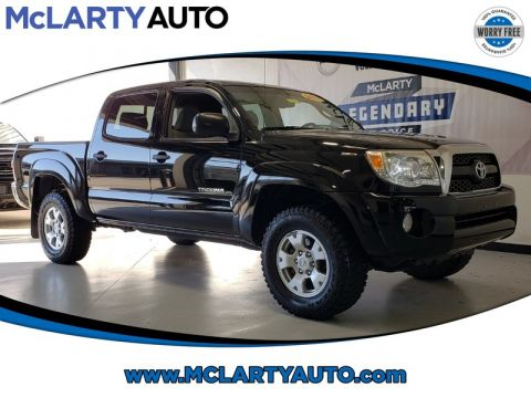 Pre-Owned 2011 TOYOTA TACOMA 2WD DOUBLE V6 AT PRERUNNER