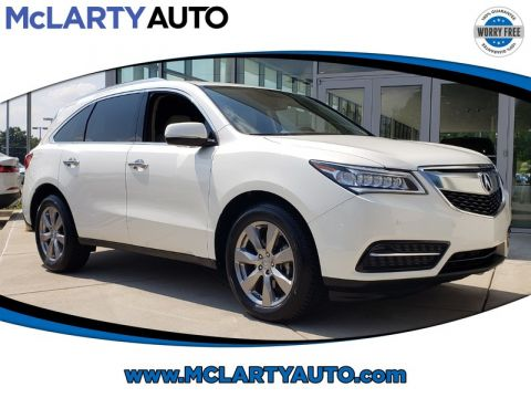 Pre-Owned 2014 Acura MDX SH-AWD 4DR ADVANCE/ENTERTAINMENT PKG