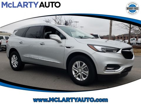 Pre-Owned 2019 BUICK ENCLAVE FWD 4DR PREFERRED