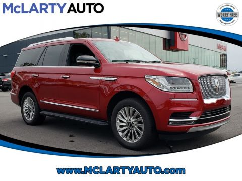 Pre-Owned 2018 LINCOLN NAVIGATOR 4X4 PREMIERE