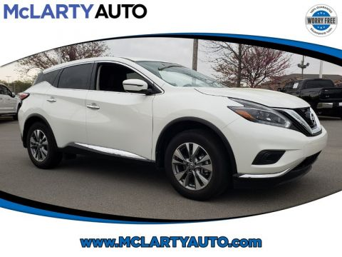 Pre-Owned 2018 NISSAN MURANO FWD S