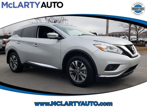 Pre-Owned 2017 NISSAN MURANO AWD SL
