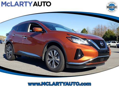 Pre-Owned 2019 NISSAN MURANO FWD SV