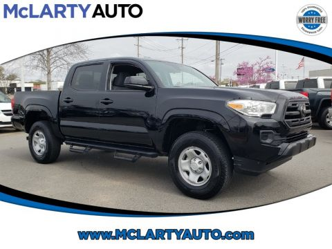 Pre-Owned 2019 TOYOTA TACOMA SR DOUBLE CAB 5' BED I4 AT