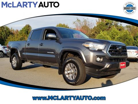 Pre-Owned 2019 TOYOTA TACOMA 4WD