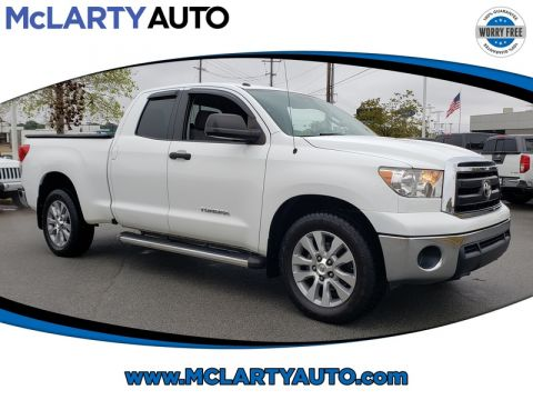 Pre-Owned 2013 TOYOTA TUNDRA DOUBLE CAB 4.6L V8 6-SPD AT