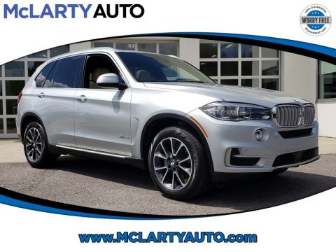 Pre-Owned 2018 BMW X5 SDRIVE35I SPORTS ACTIVITY VEHICLE
