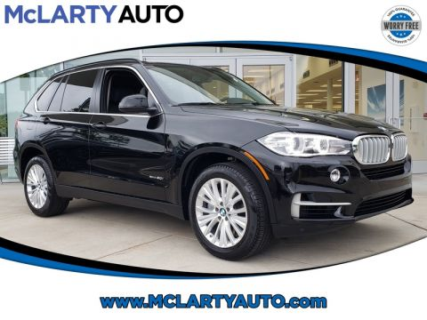 Pre-Owned 2015 BMW X5 AWD 4DR XDRIVE50I