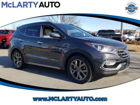 Pre-Owned 2017 HYUNDAI SANTA FE SPORT 2.0T ULTIMATE AUTO