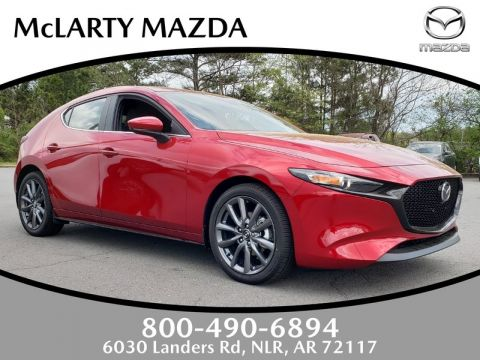 New 2019 MAZDA MAZDA3 5-DOOR FWD AUTO