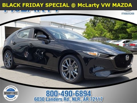 New 2019 MAZDA Mazda3 Hatchback FWD AUTO W/PREFERRED PKG
