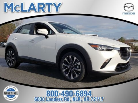New 2019 MAZDA CX-3 TOURING FWD