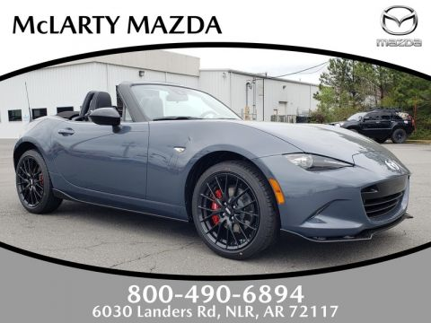 New 2020 MAZDA Miata CLUB MANUAL