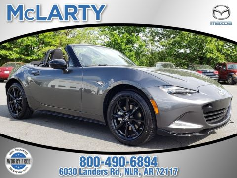 New 2019 MAZDA Miata CLUB AUTO