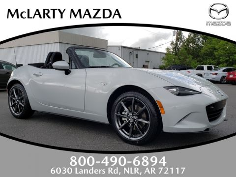 New 2019 MAZDA Miata GRAND TOURING AUTO