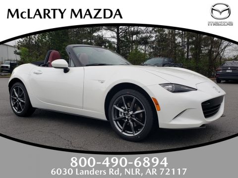 New 2020 MAZDA Miata GRAND TOURING MANUAL