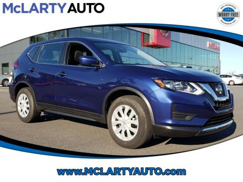 Pre-Owned 2019 NISSAN ROGUE FWD S *LIMITED PRODUCTION* *LTD AVAIL*