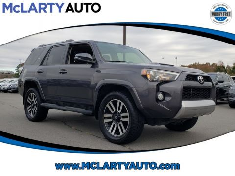 Pre-Owned 2018 TOYOTA 4RUNNER 4WD
