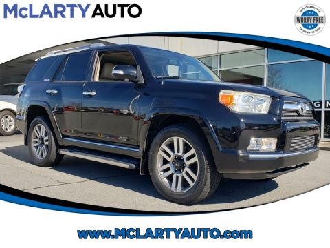 Pre-Owned 2010 TOYOTA 4RUNNER 4WD 4DR V6 LIMITED