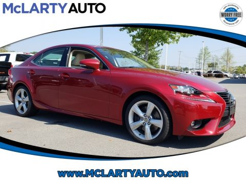 Pre-Owned 2015 LEXUS IS350 4DR SDN AWD