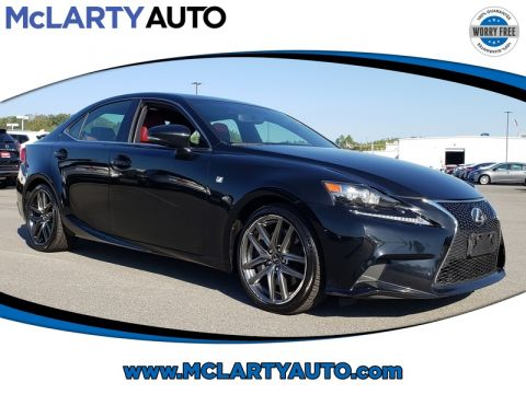 Pre-Owned 2016 LEXUS IS300 4DR SDN AWD