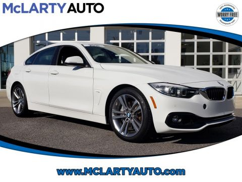 Pre-Owned 2019 BMW 4 SERIES 440I GRAN COUPE