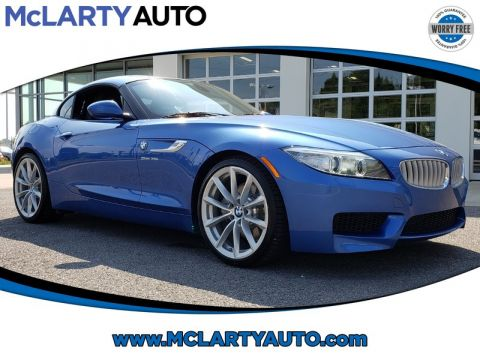 Pre-Owned 2016 BMW Z4 2DR ROADSTER SDRIVE35I