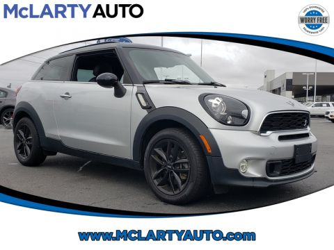 Pre-Owned 2015 MINI COOPER PACEMAN FWD 2DR S